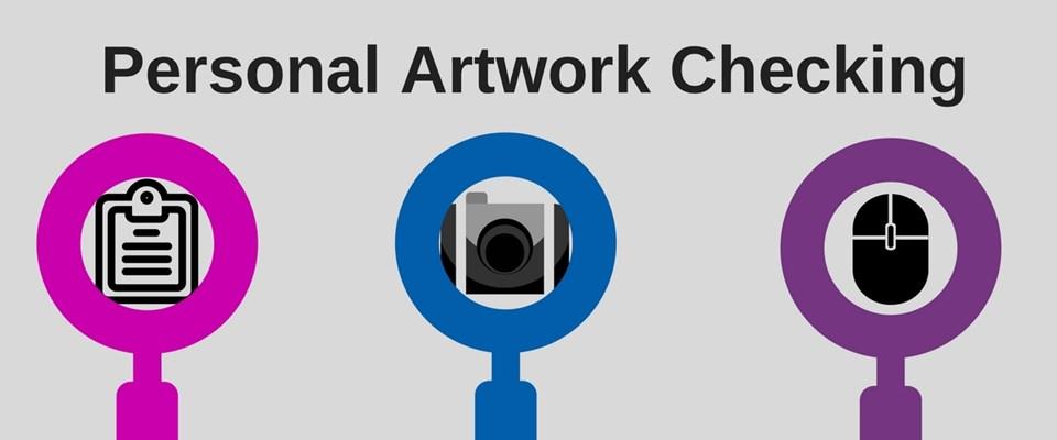 Personal Artwork Checking