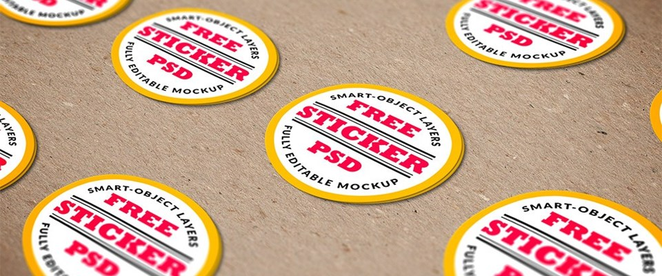 5 Creative Uses for Stickers