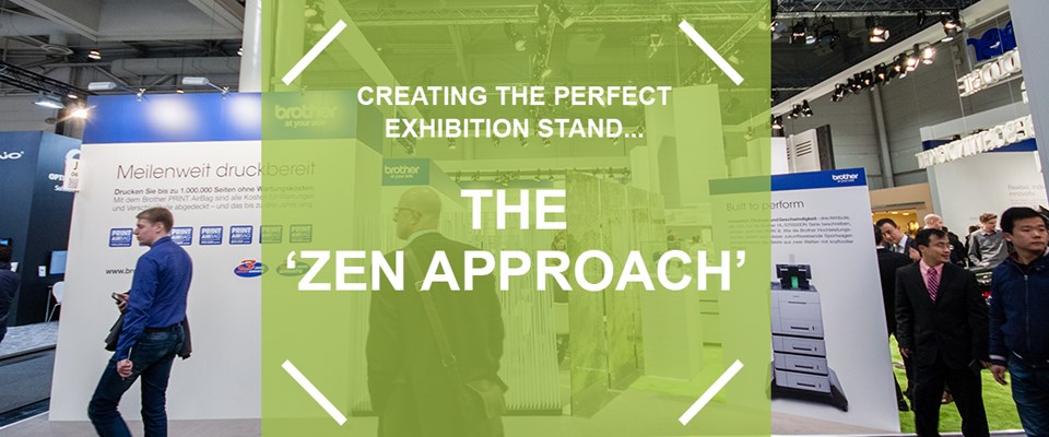 creating the perfect exhibition stand main image