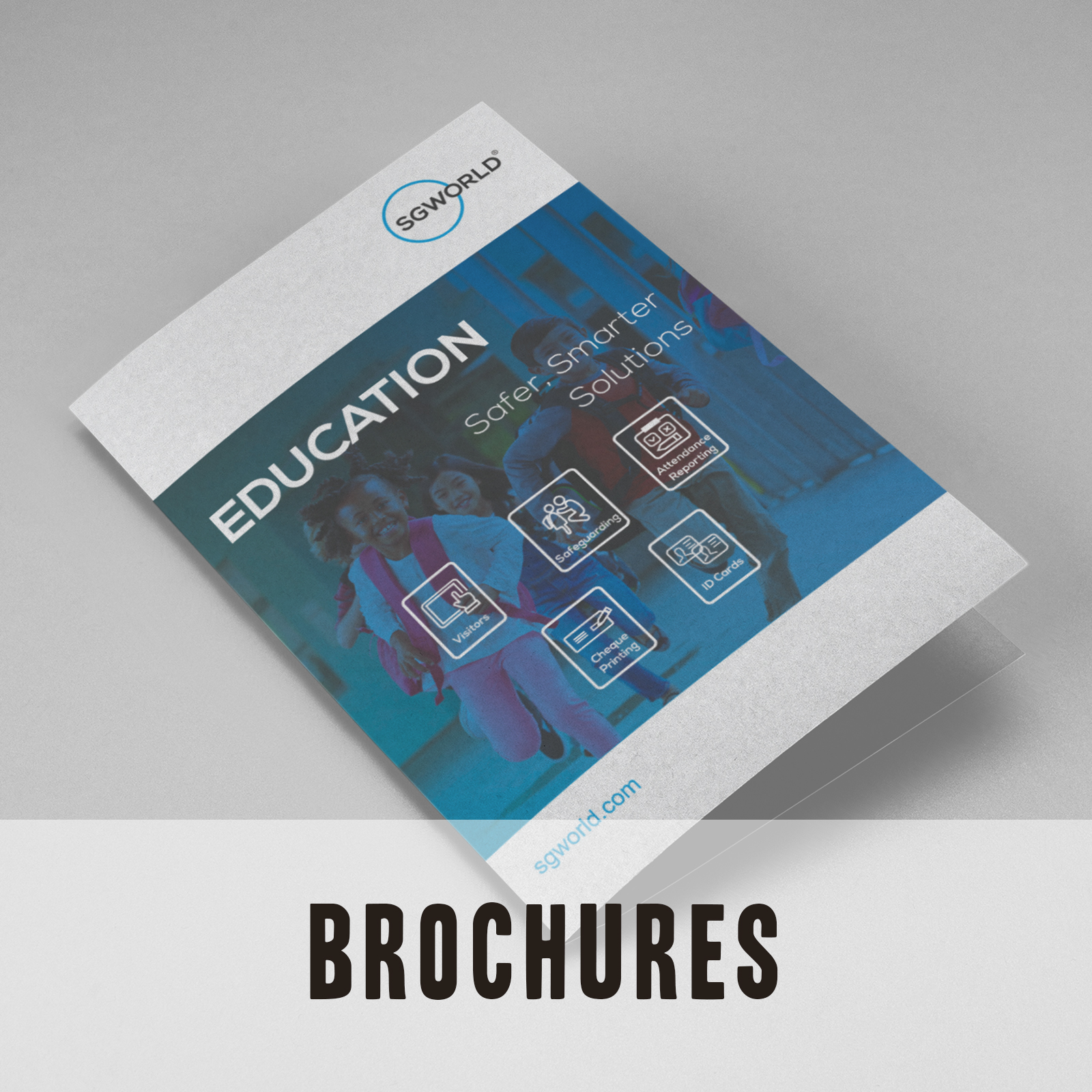 Brochures - SG World  Education Brochure