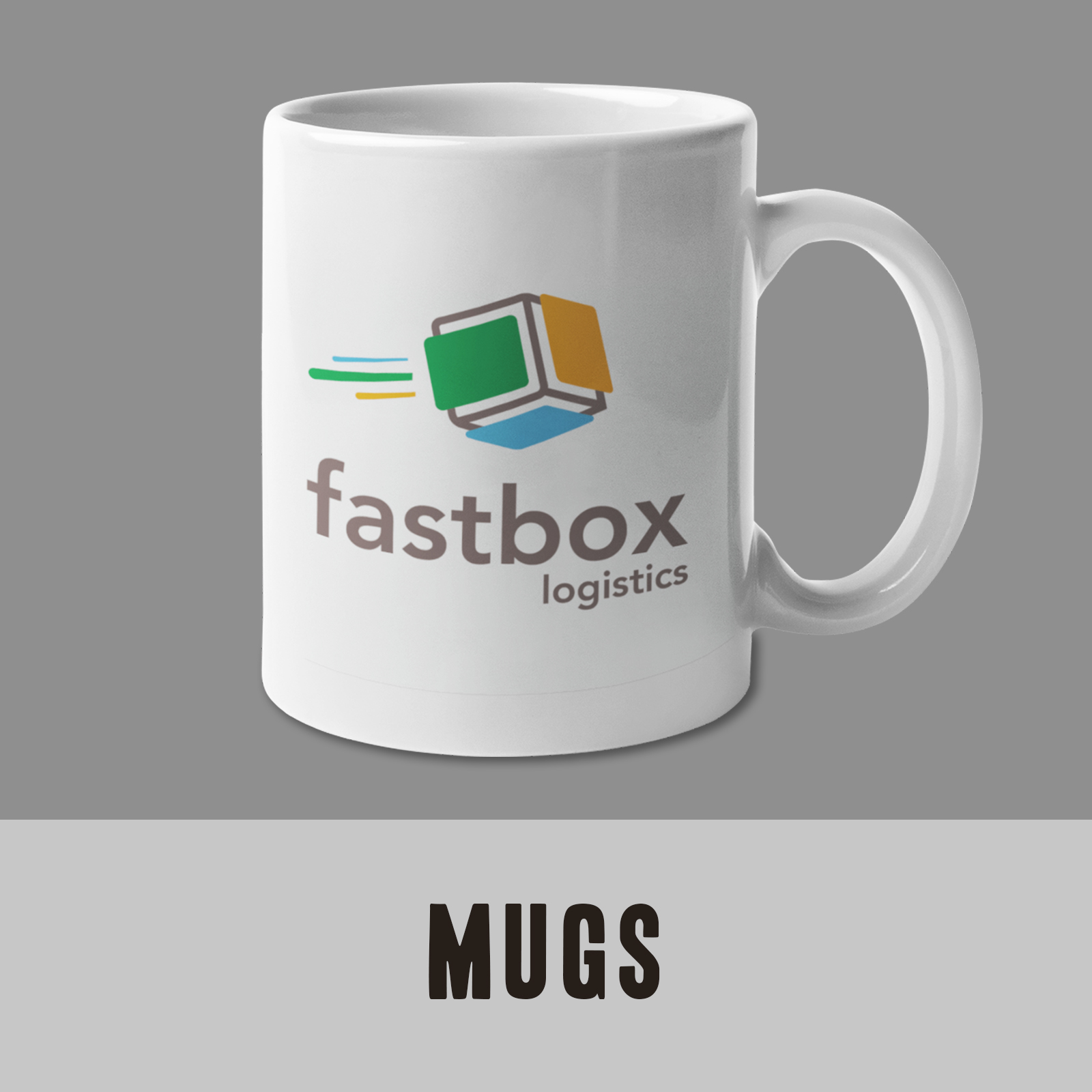 Mugs - Fastbox logistics mug