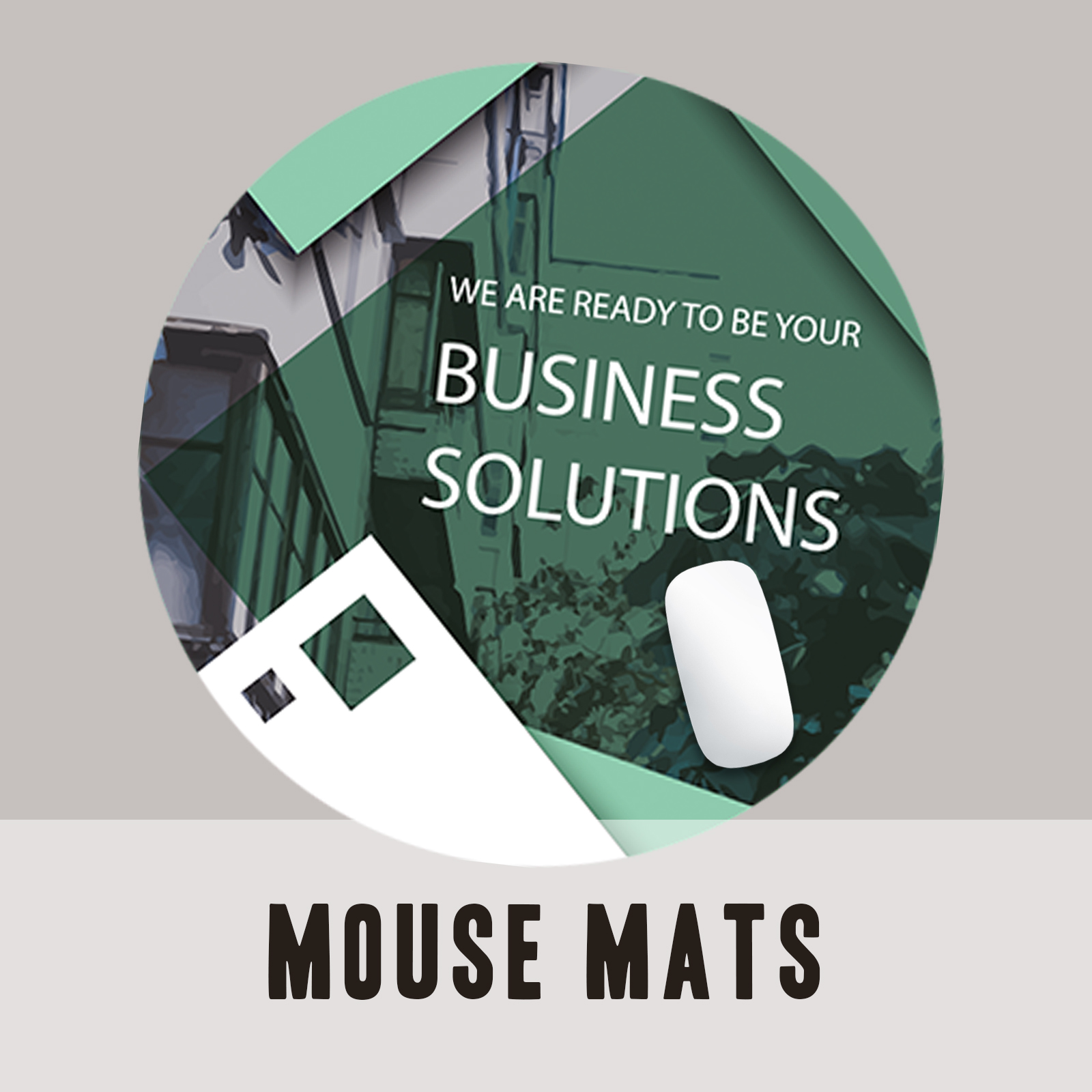 Mouse Mats - Business Solutions