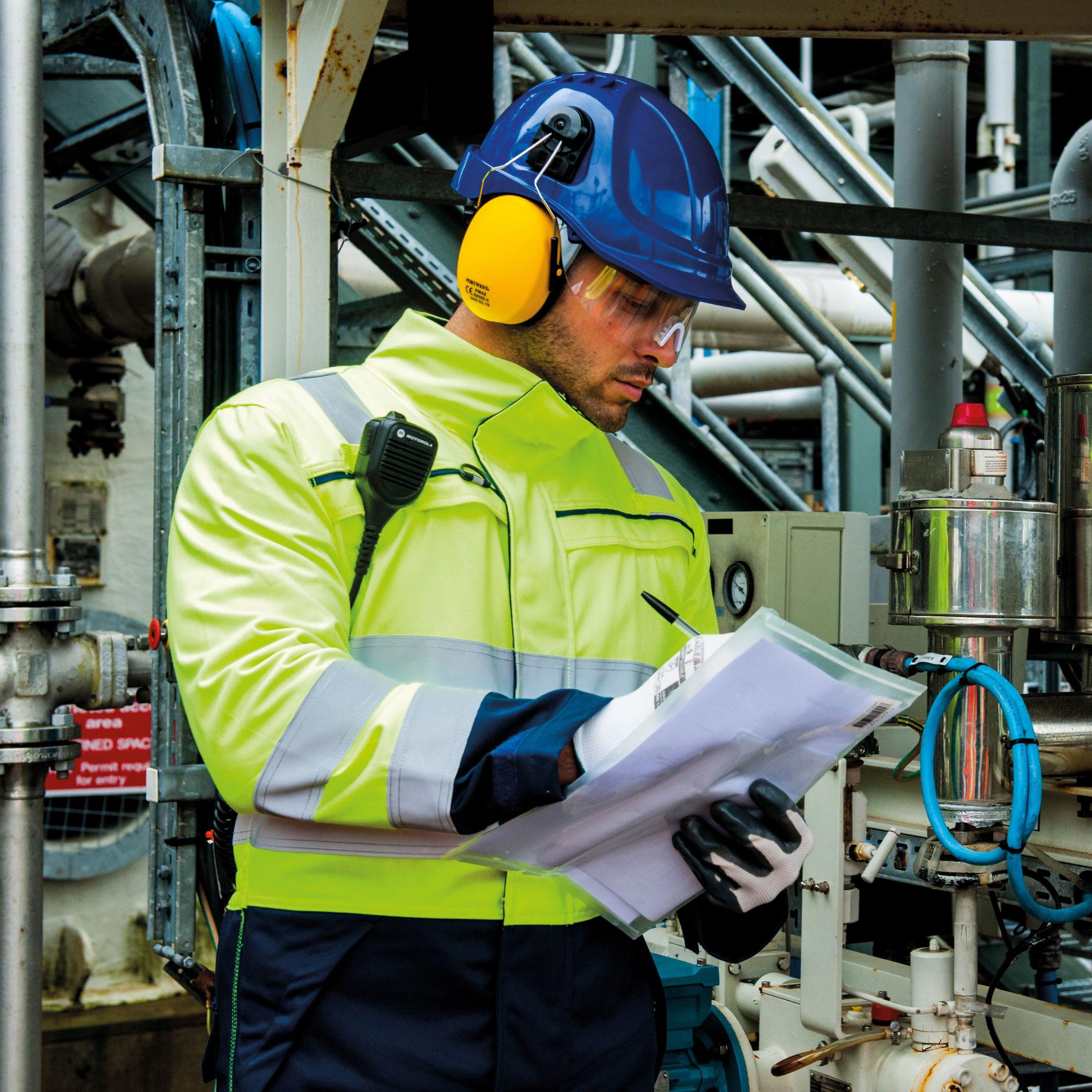 Hi Viz Jackets & Safety Equipment - PPE
