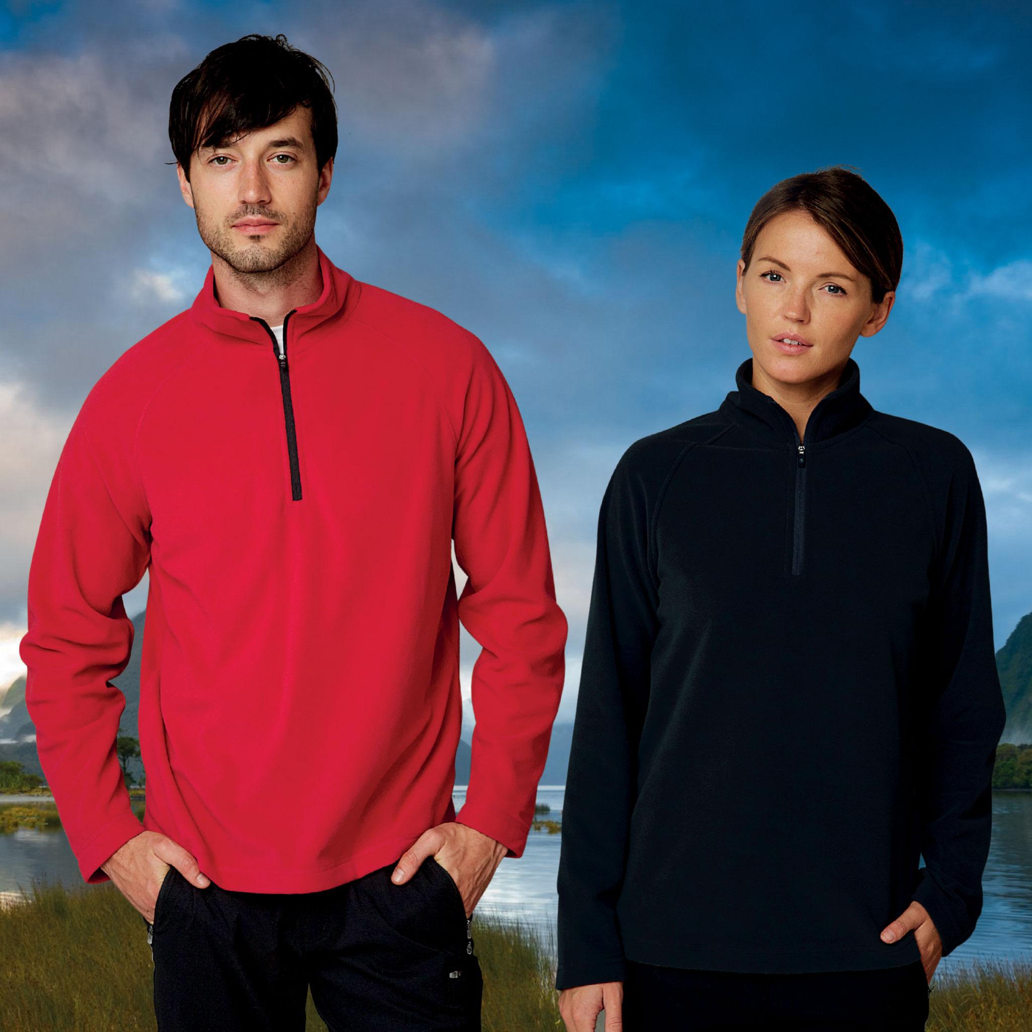 mens & Womens Fleece Jackets