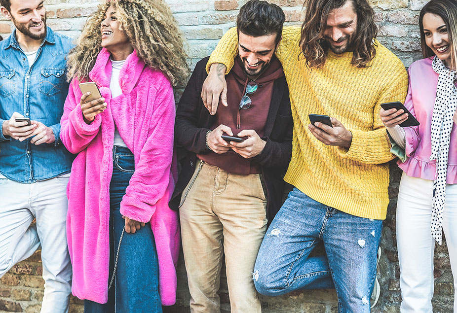 Let's Get Social - Join us across our social media platforms