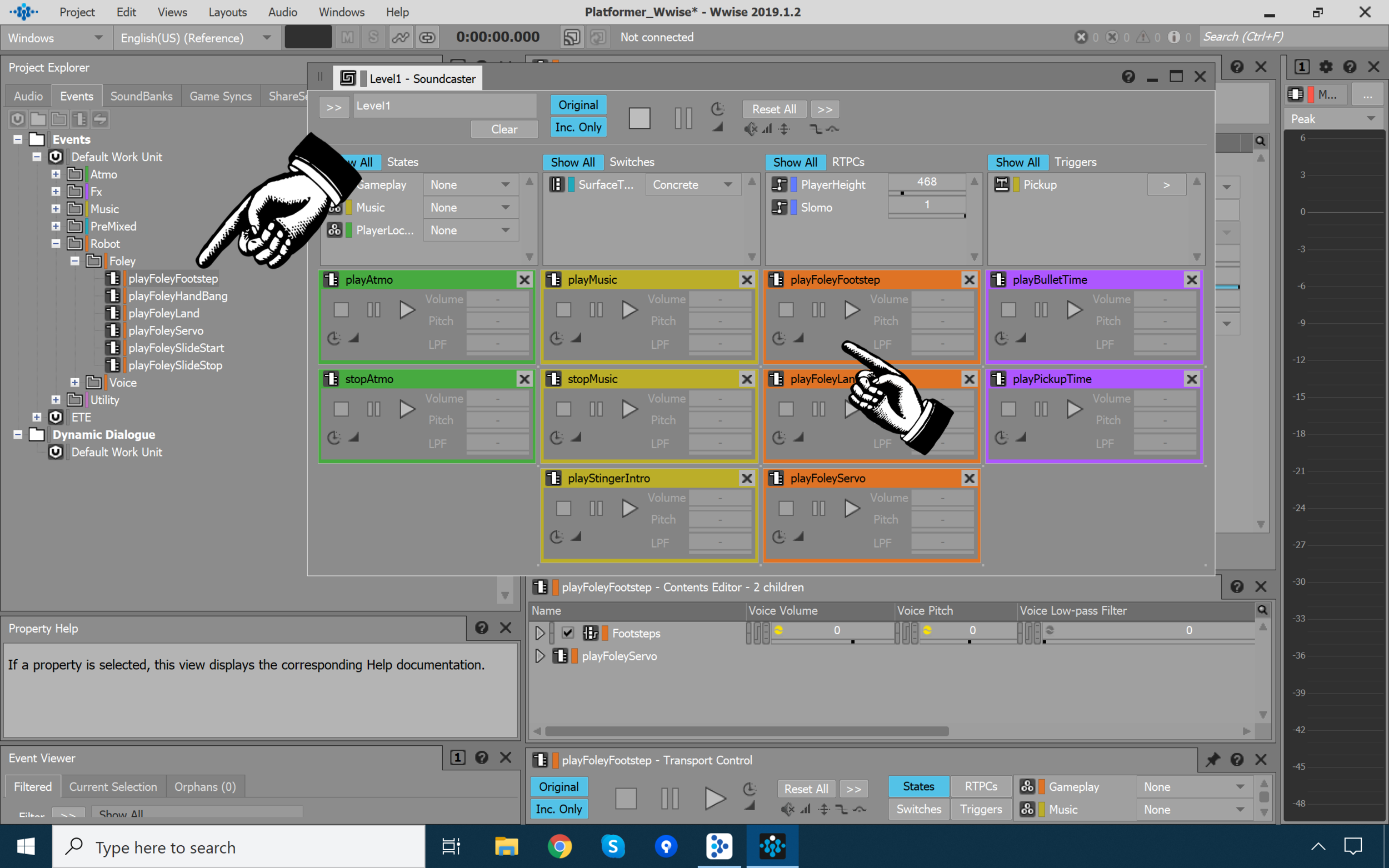 Pic03 Adding Events to Soundcaster Session