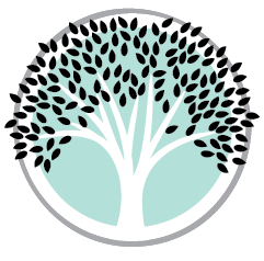 Holistic Physiotherapy & Wellness Tree Logo