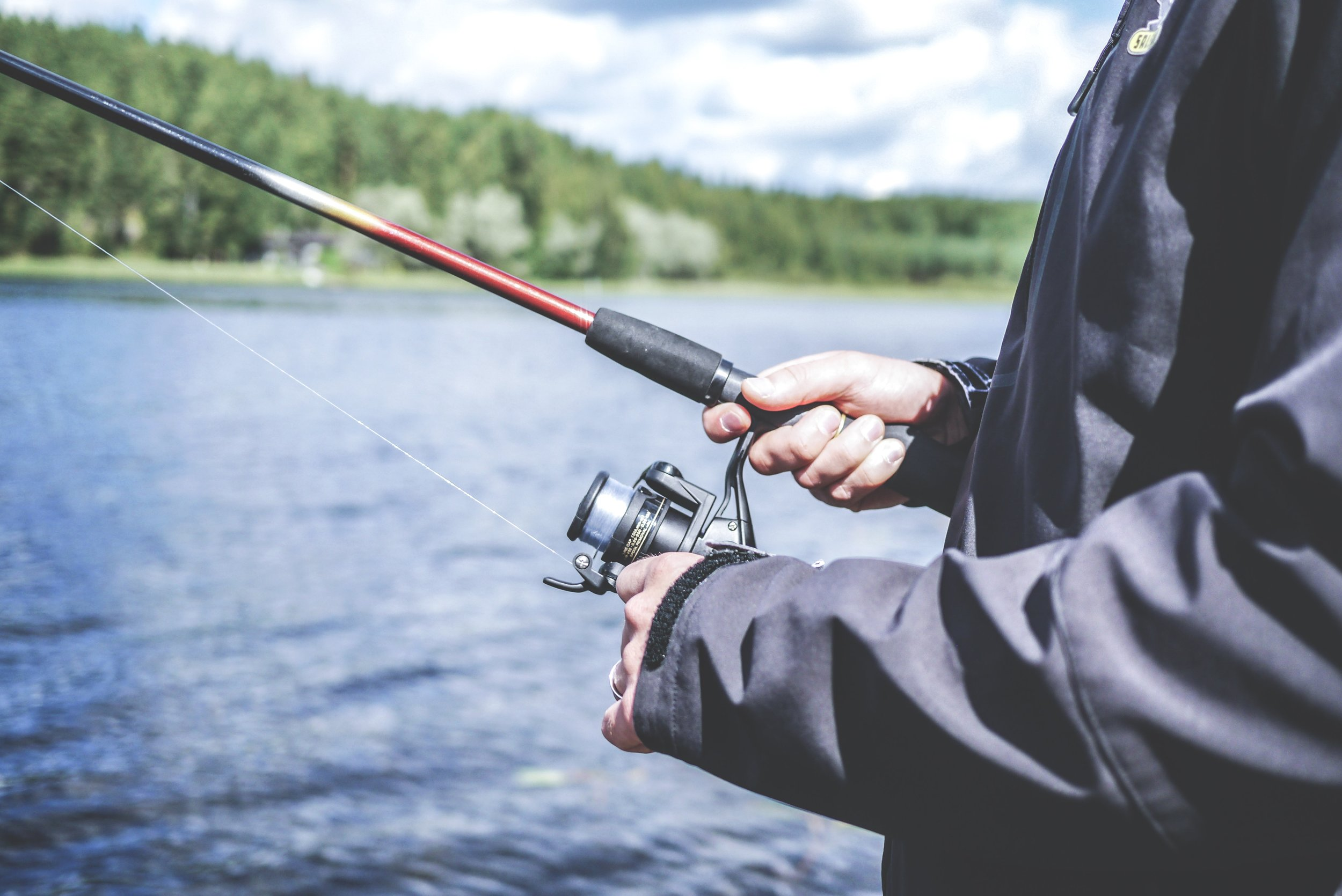 Fancy fishing? - Lower Helmsdale - Fishing Permit available from us 11th Jan - 30th SeptVisitors £20.83 per day + £4.13 VAT = £25Weekly £83.33 per day + £16.67 VAT = £100Pensioners - Half prices, Children 16 and under - Free