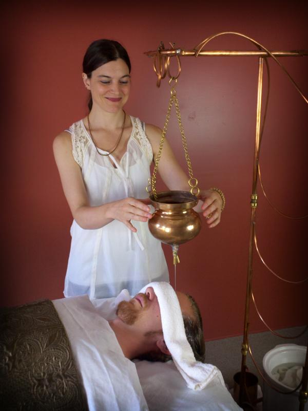 Shirodhara Therapy