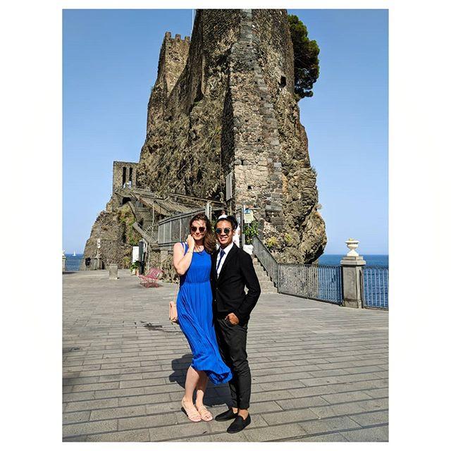 Rizzo & Darme wedding in Aci Castello, Italy. @lorismgrizzo @casa_malo
