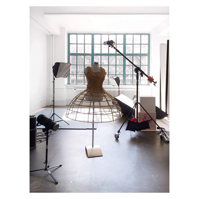 Cover dress from sisterMAG8/What dreams are made of. 👗📸 #studio #Berlin #sisterMAGstudio #photostudio #photographerlife @sister_mag
