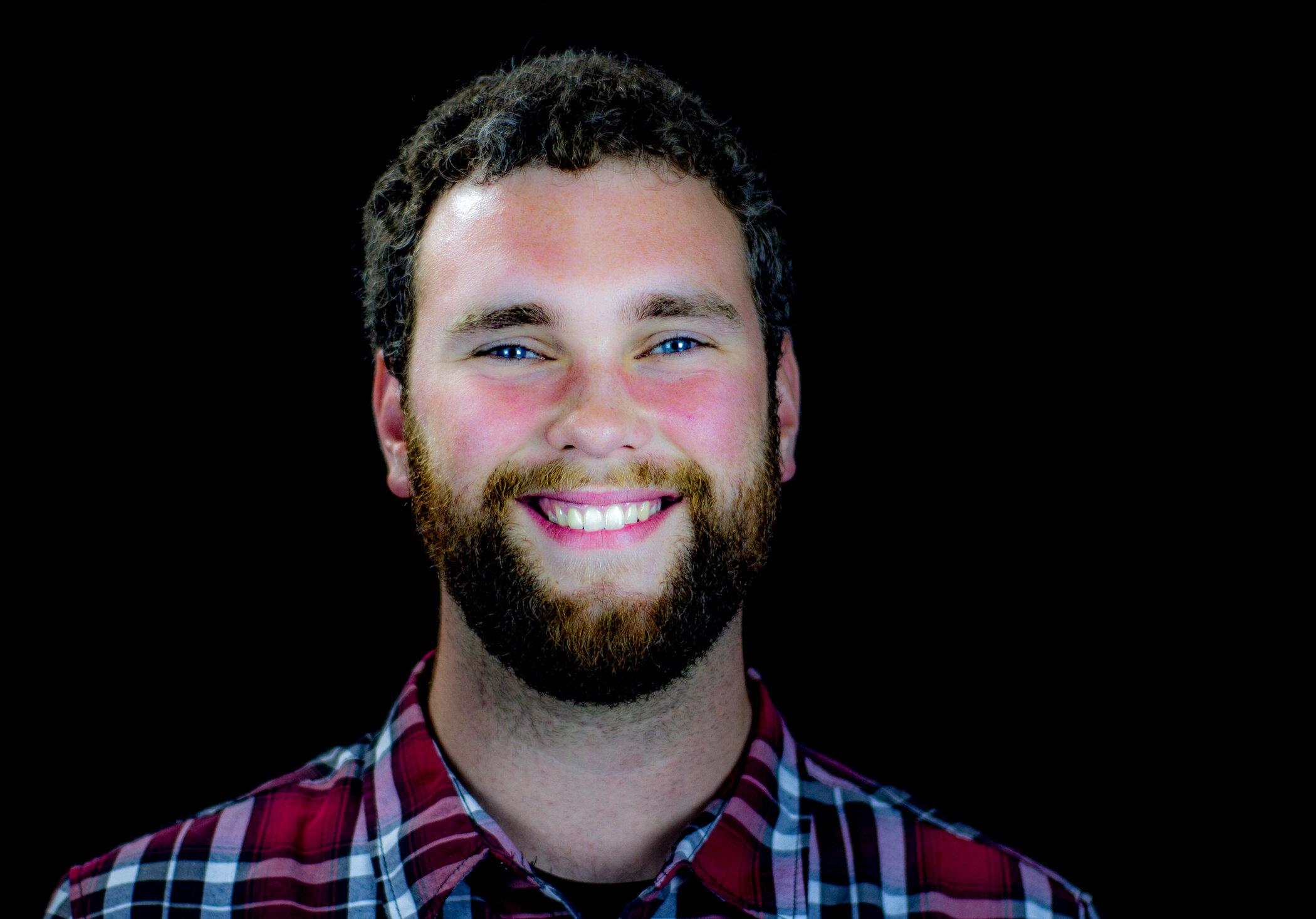 Ryan Brown Youth Pastor -