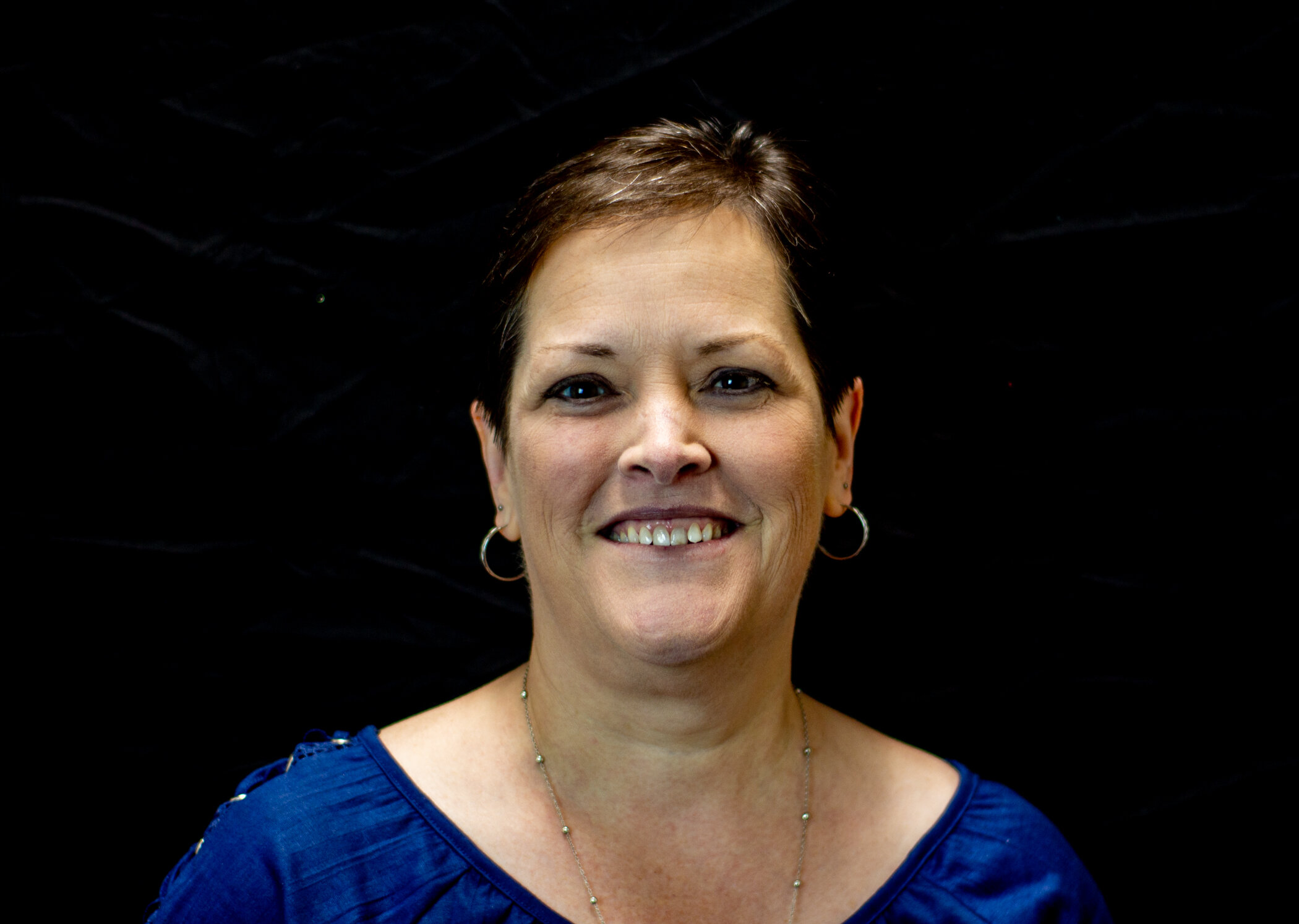 Lesha McFadden Outreach Pastor -