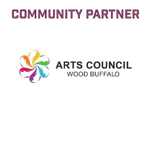 Thank you Arts Council Wood Buffalo