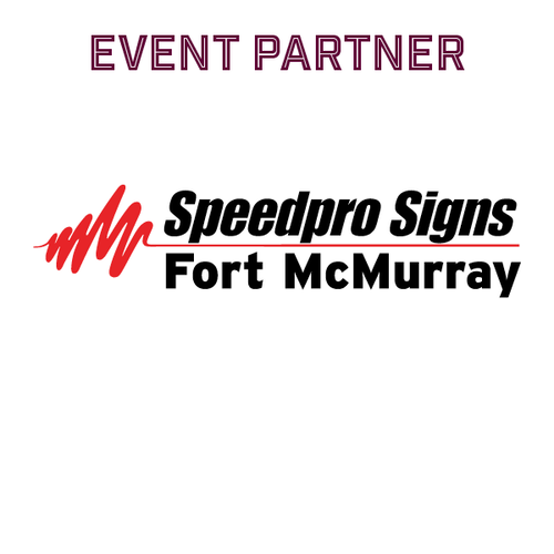 Thank you Speedpro Signs Fort McMurray