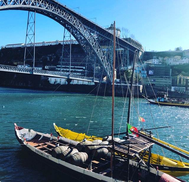 Rabelo boats things to do in porto in 3 days