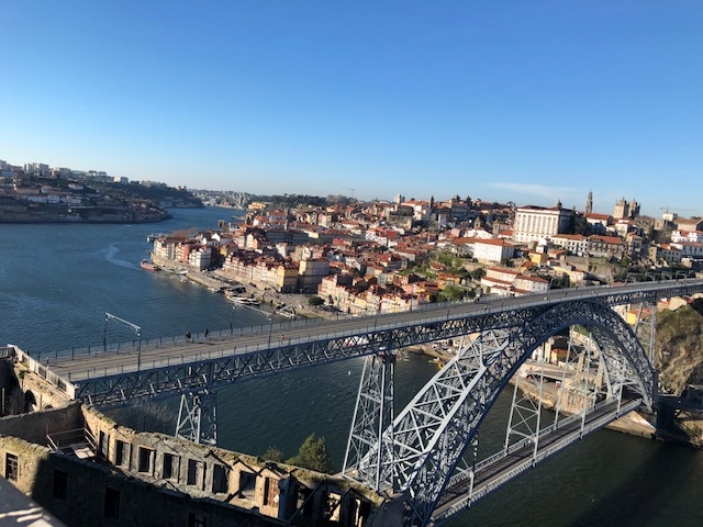 Dom Luís I Bridge things to do in porto in 3 days