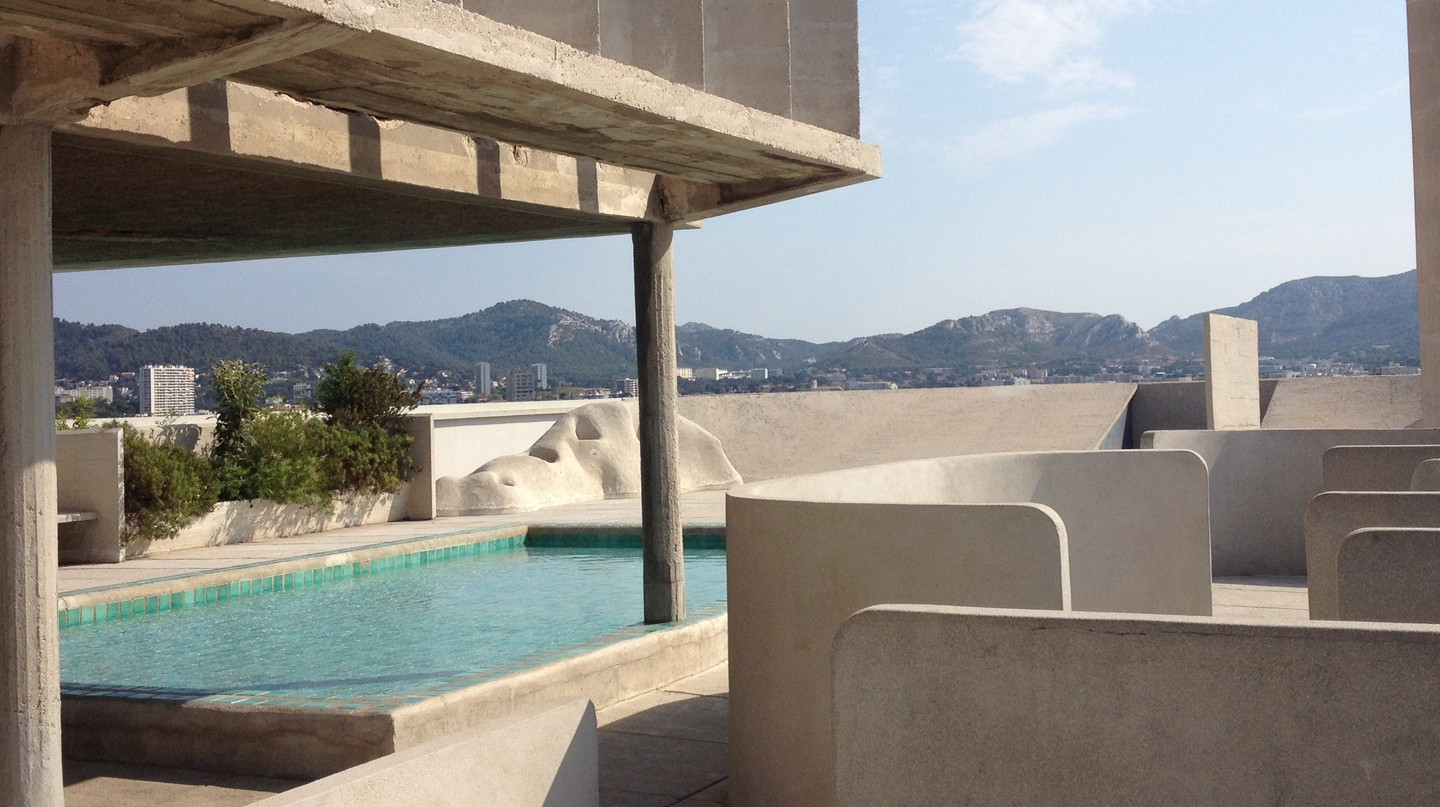 unite d'habitation rooftop things to do in marseille in 3 days