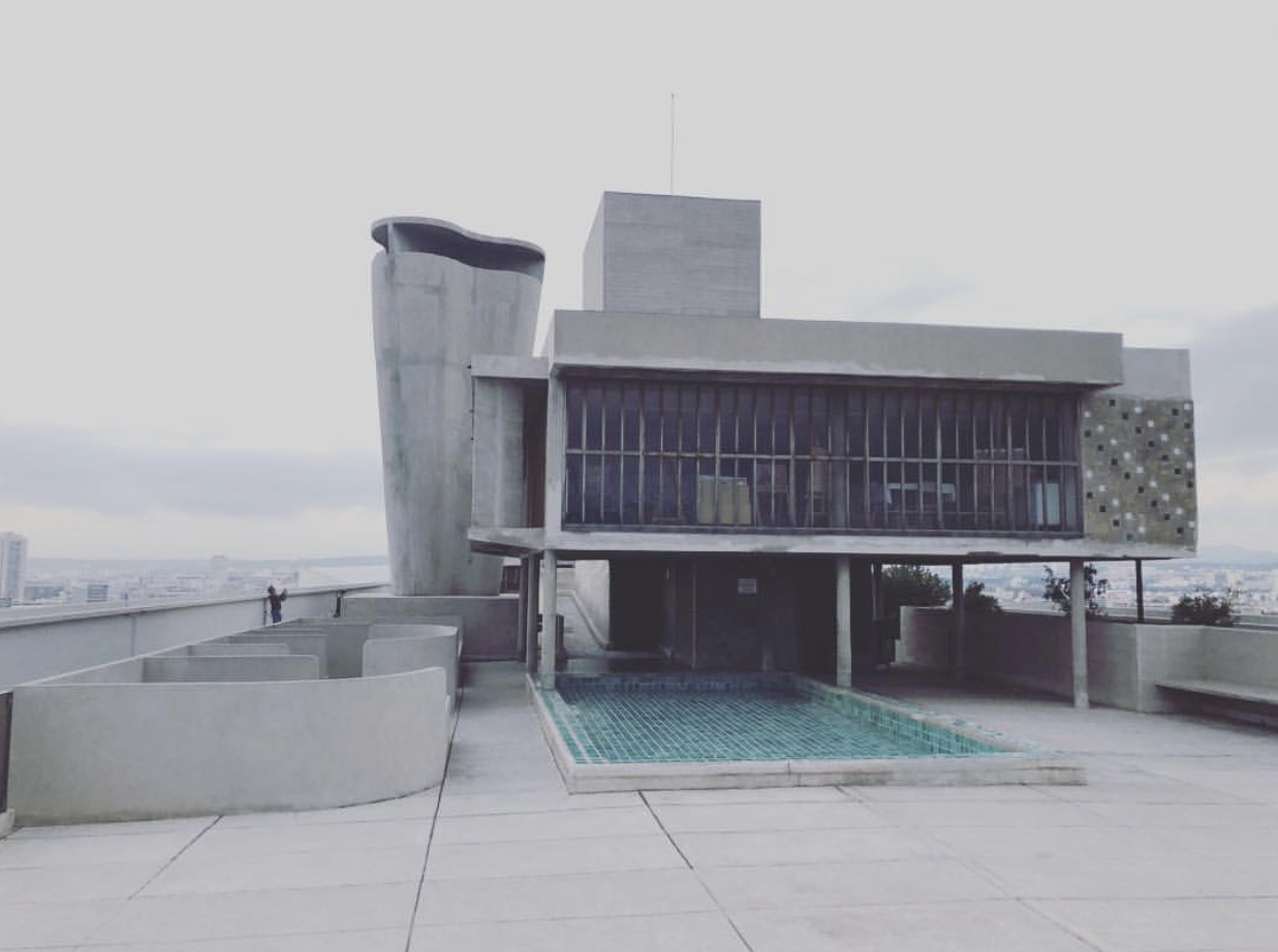 unite d'habitation rooftop pool things to do in marseille in 3 days