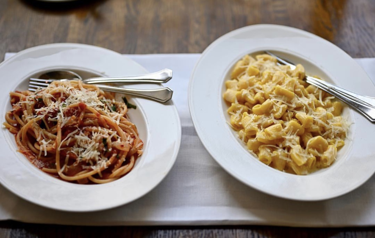 the best best pasta restaurants in london cafe murano review