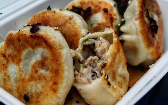 asian restaurants in london that won't break the bank - dumpling shack review