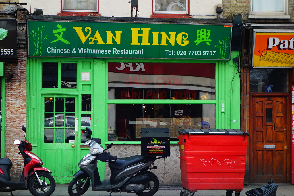top 15 asian restaurants that won't break the bank - Van Hing