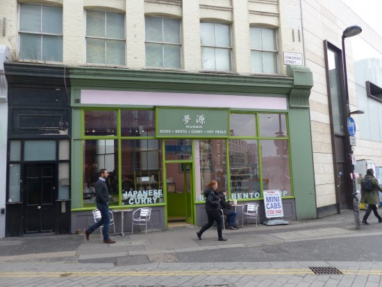 top 15 asian restaurants in london that won't break the bank - mugen