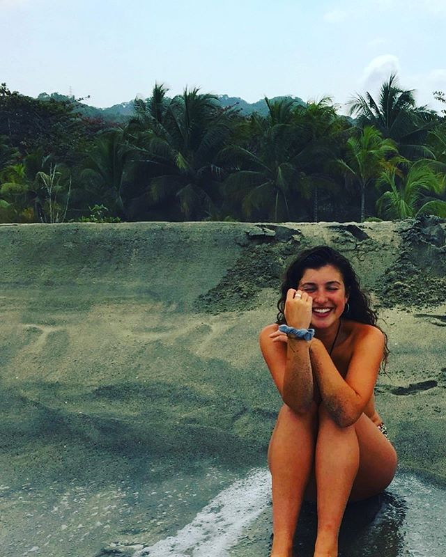 Our contributor Charlotte in Colombia