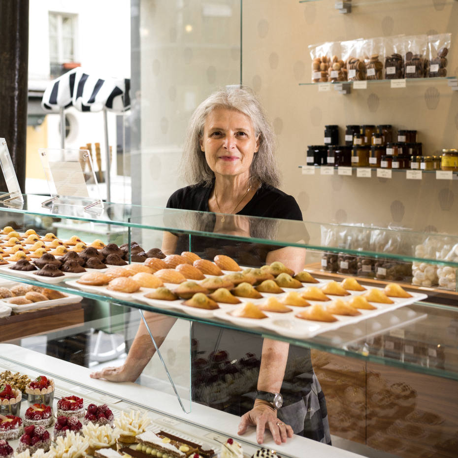12 hours of art in paris rose bakery