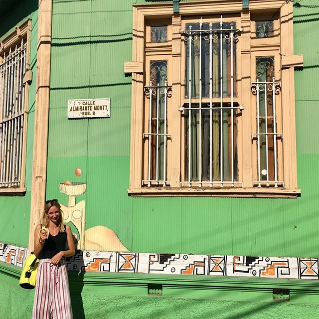 Our b-e-a-u-tiful new contributor Lauren in Valparaiso, Chile. Lauren tells stories for a living, acting as communications queen for an array of creative brands. After 10 years of city-dwelling, she left London in search of adventure. Six months travel around South America ensued, ticking off the Galapagos, downtown Rio, Machu Picchu and the Atacama Desert along the way. She can now be found on the rugged Cornish coast, braving morning sea swims, swooning over fisherman's cottages and dabbling in a bit of illustration on the side. Lauren's contributions act as your guide to the sights, sounds and smells of a place, and are a must-read if you like getting lost in an immersive travel journal.