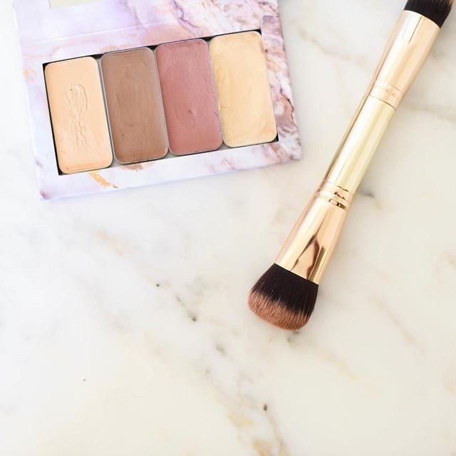 Pick out your colors. I will match you with 2 highlight colors, a contour color, blush, and a brush all for the low low of $92 Trust me the brush is the icing - and really helps if you are new to contouring. -