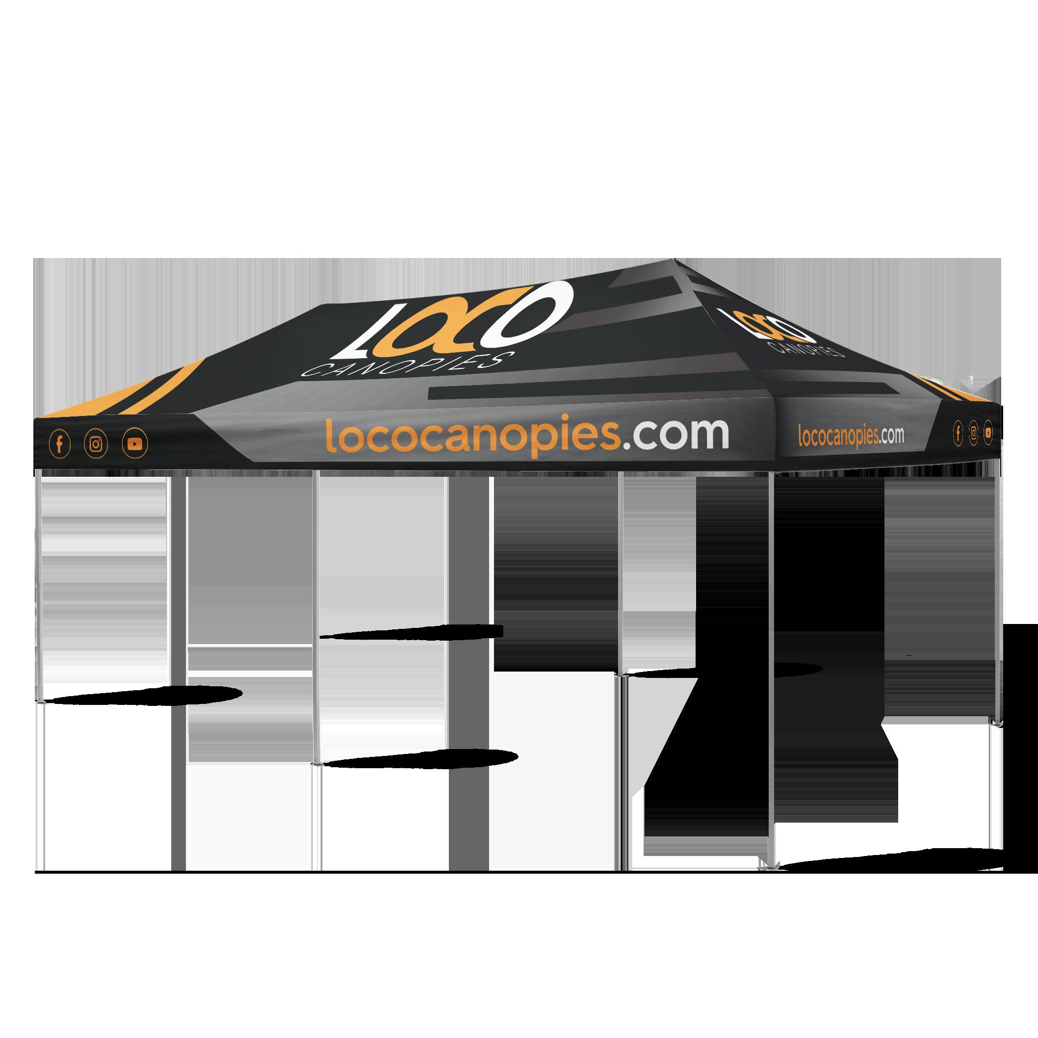 10x20 Canopy