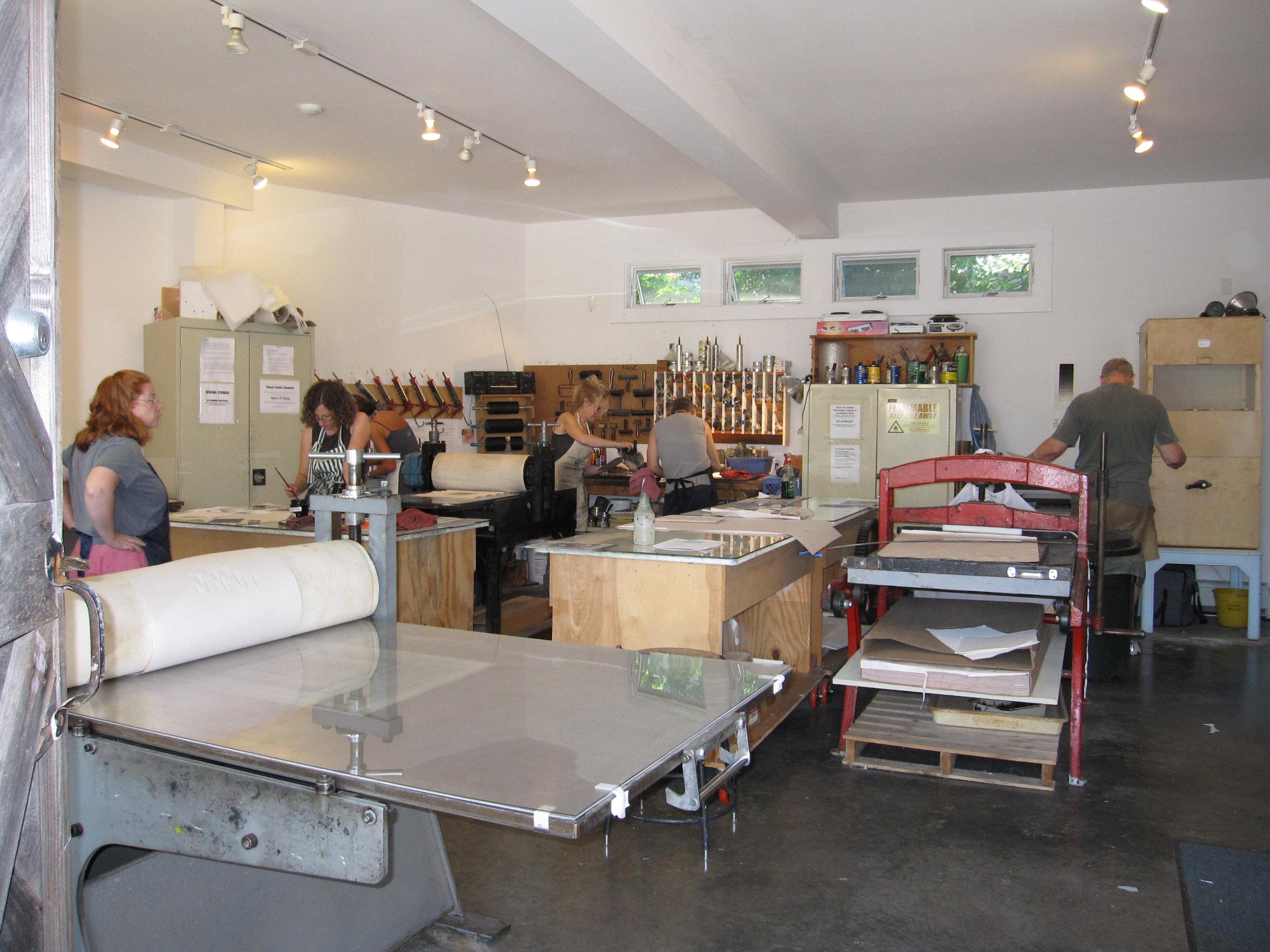 FAWC Print Shop