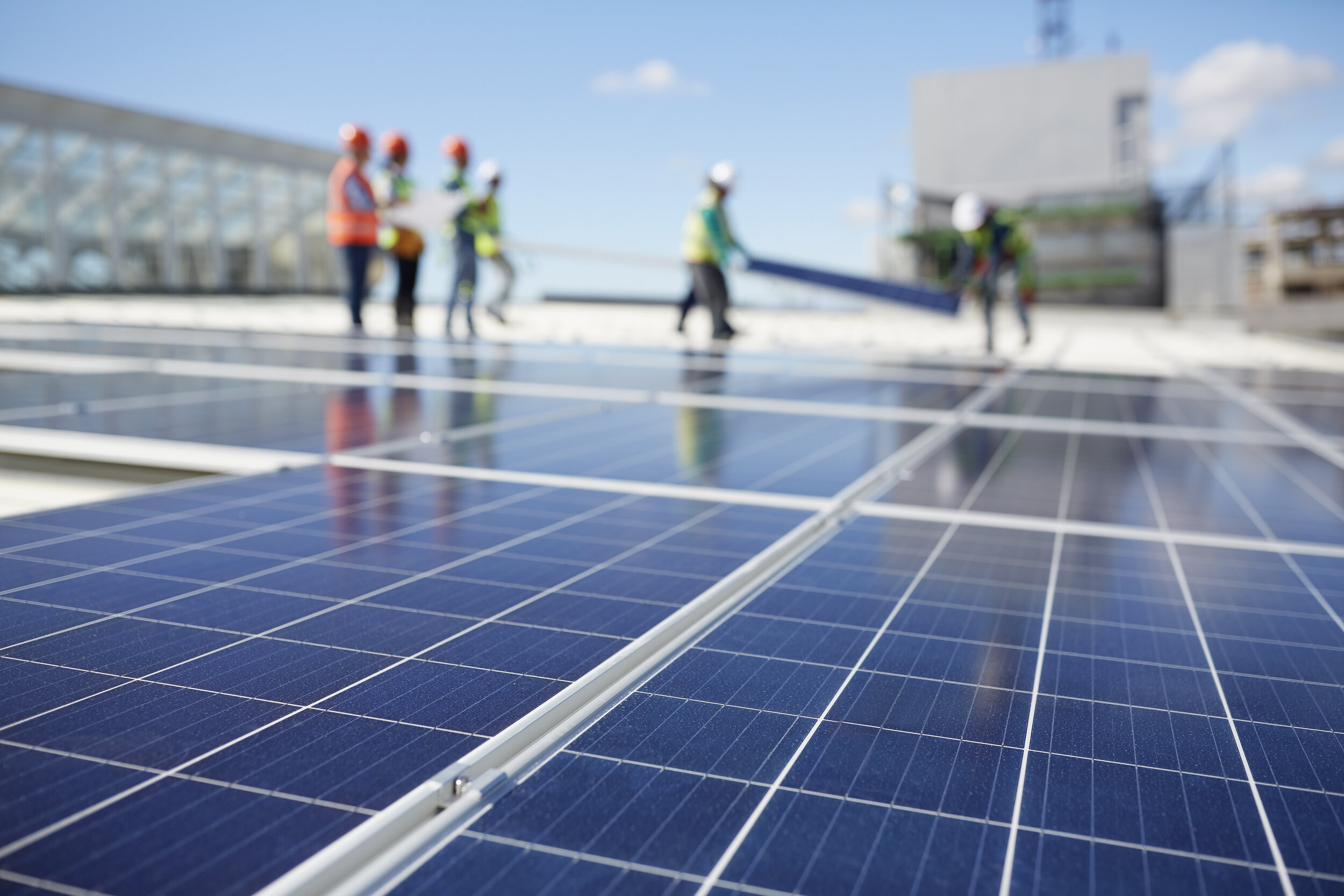 Organizing a high ambition coalition for net-zero carbon targets -