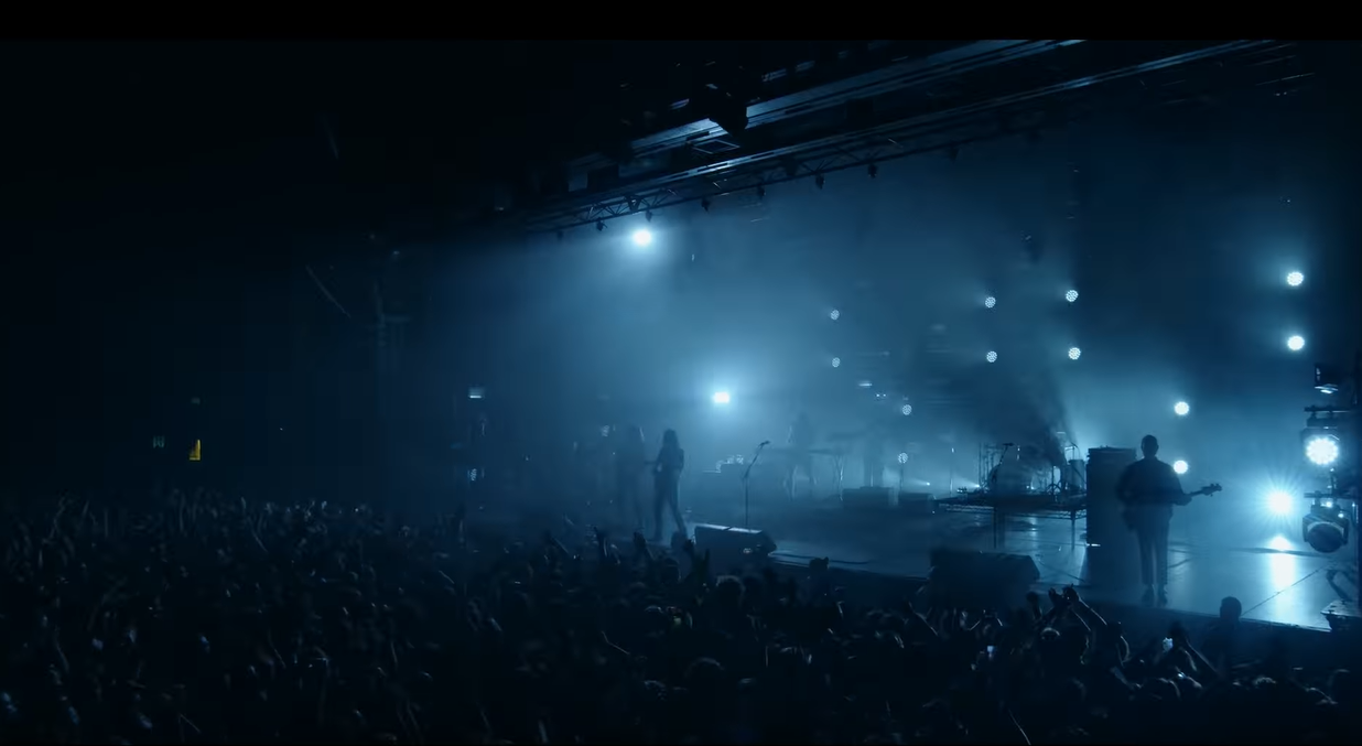 Sticky Fingers - LIVE SHOOT / MUSIC VIDEO