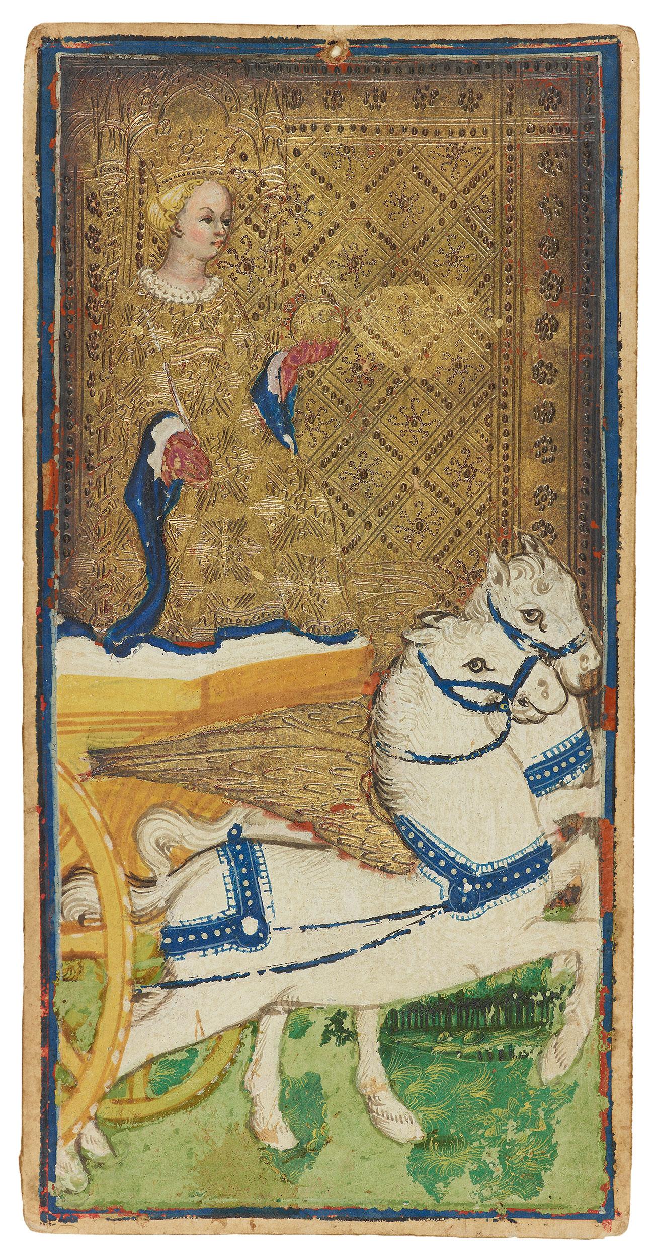 Visconti-Sforza Tarot Cards Collection