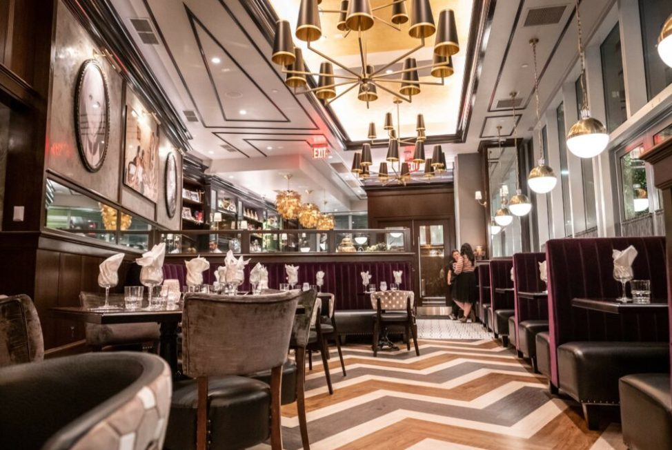 FOOD & WINE   August 26, 2019   Tiffani Faison Opens an Italian Restaurant in Boston for the Rest of Us    READ MORE -->