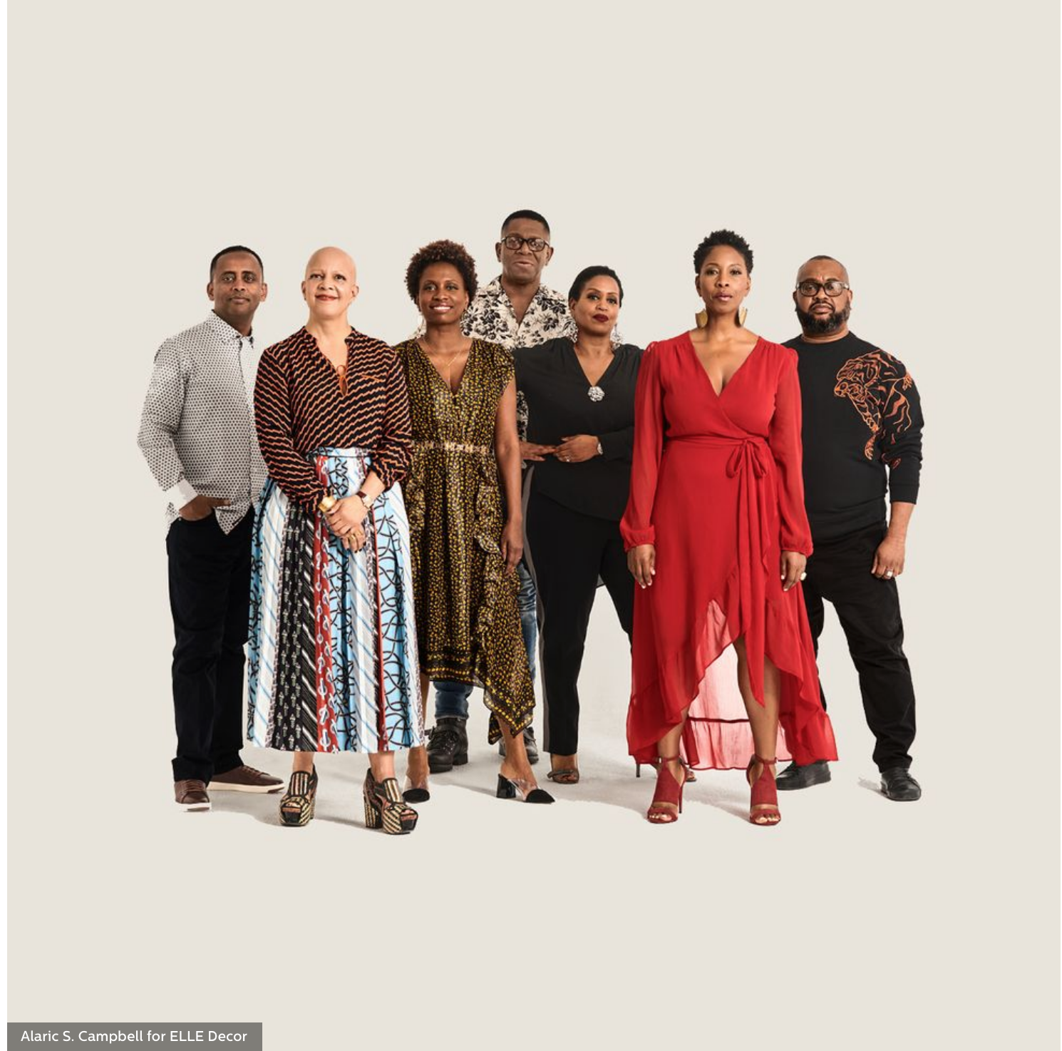 THE BLACK ARTISTS + DESIGNERS GUILD IS A CREATIVE FORCE SHAKING UP THE DESIGN WORLD - A look at a new directory that shines a light on some of the industry's top talent.WRITTEN & PRODUCED BY CHARLES CURKINMAR 18, 2019