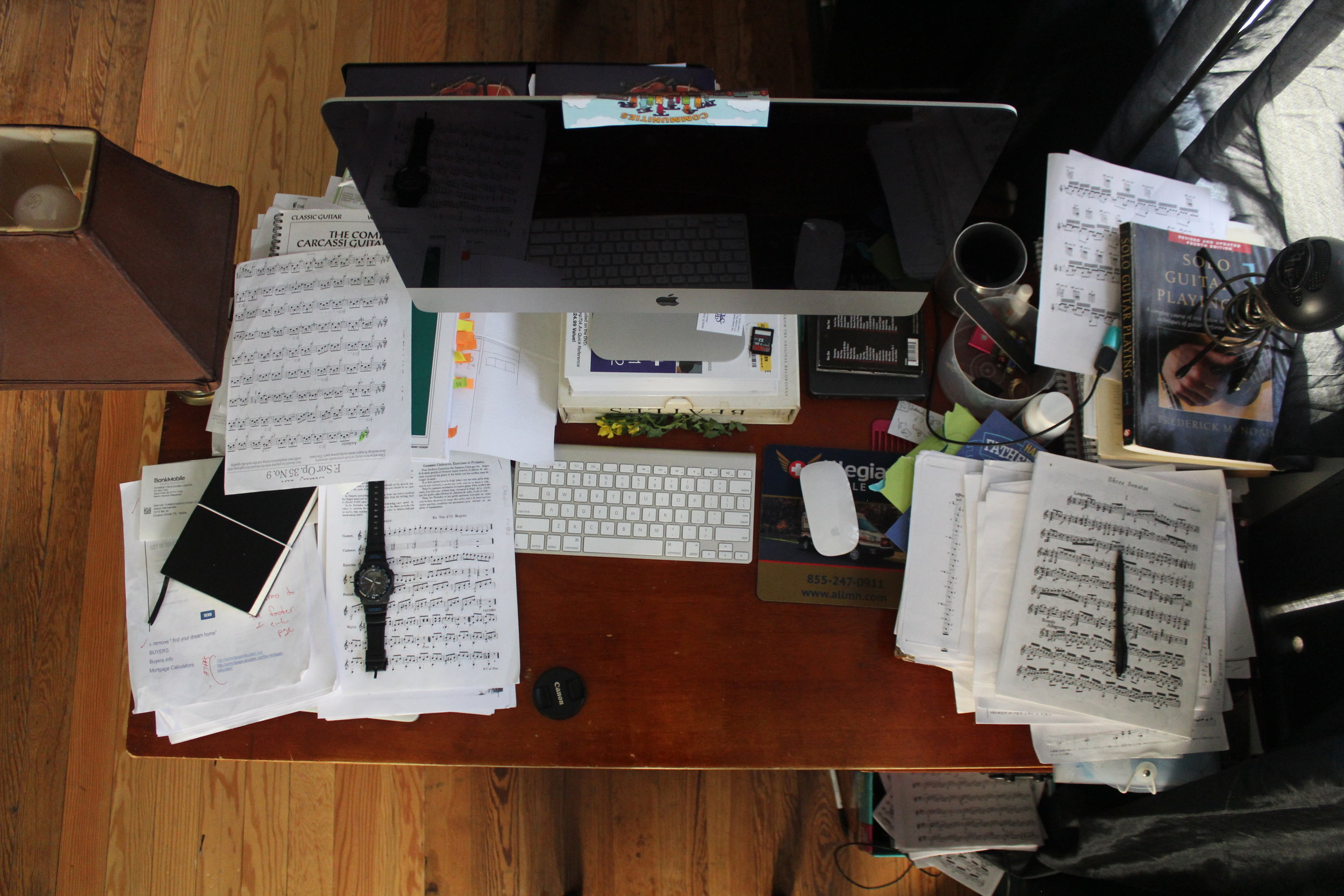 """Suzy transcribes note-for-note by """"ear"""" and customizes it for you."""