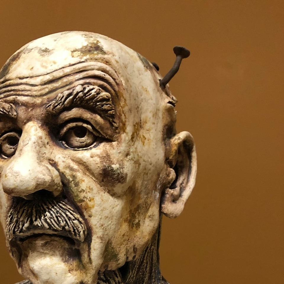 """Tony is been creating sculptures and artwork in the recent years. Check out more on the """"  Artwork Gallery Page  """"."""