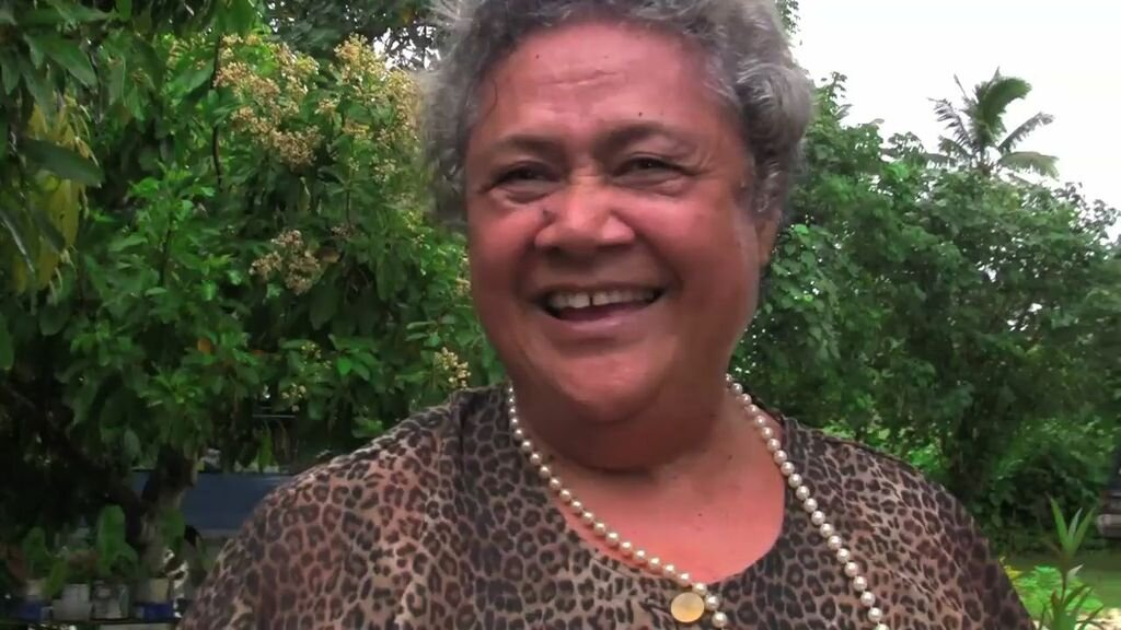 Luseanne is one of the founders of creating the cultural dance at the Queen Salote College. They took the ancient chant, put it to song and dance. The College and all the dancers are definitely Keeping Hiko Alive !