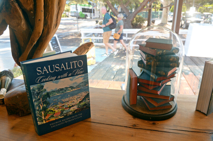 Sausalito Books by the Bay at 100 Bay St. is in the former Book Passage site. (Alan Dep/Marin Independent Journal)