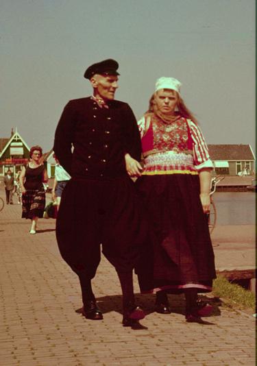 Dutch Couple - Gerrit Spaanbroek