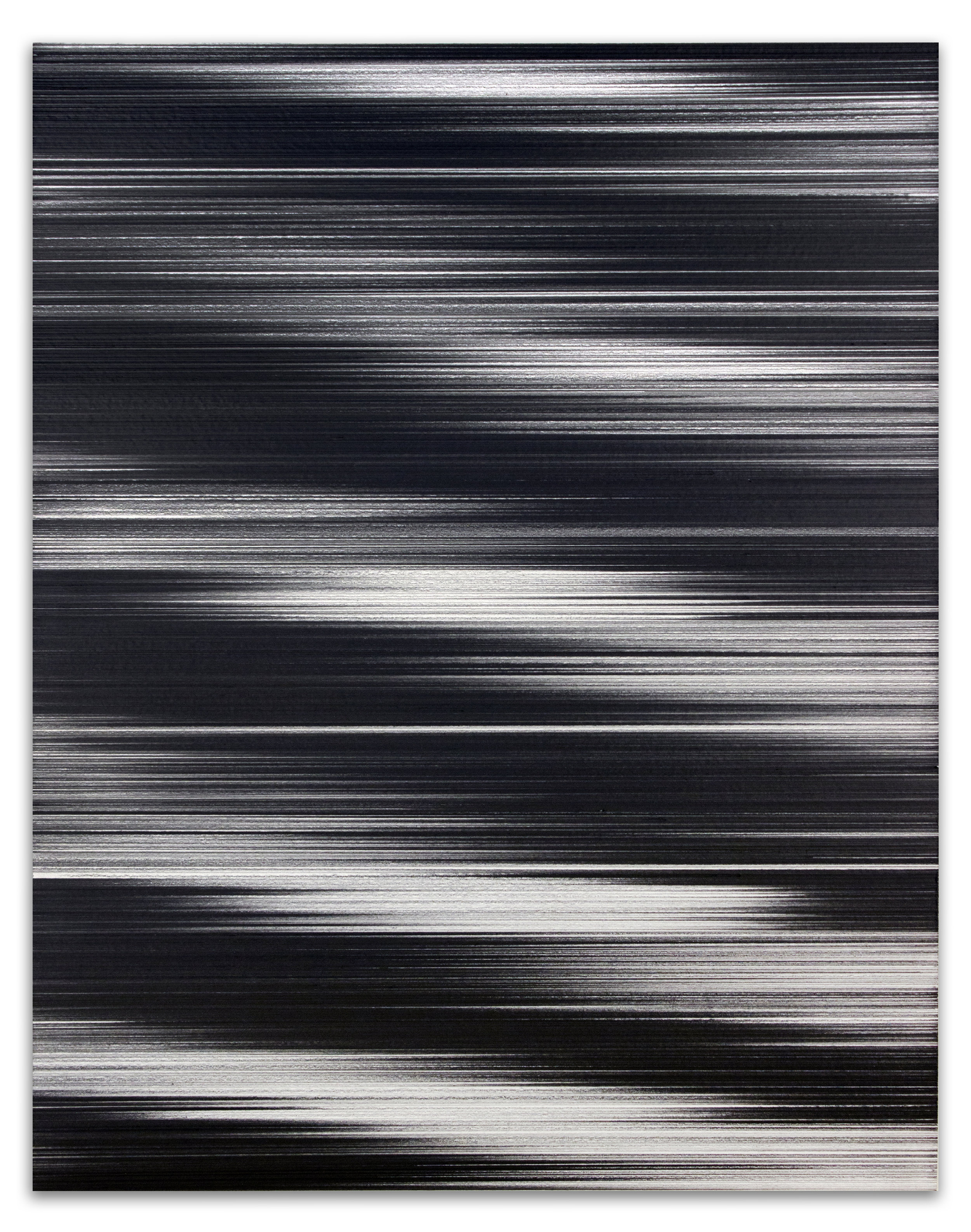 Waves in Black & White No. 1