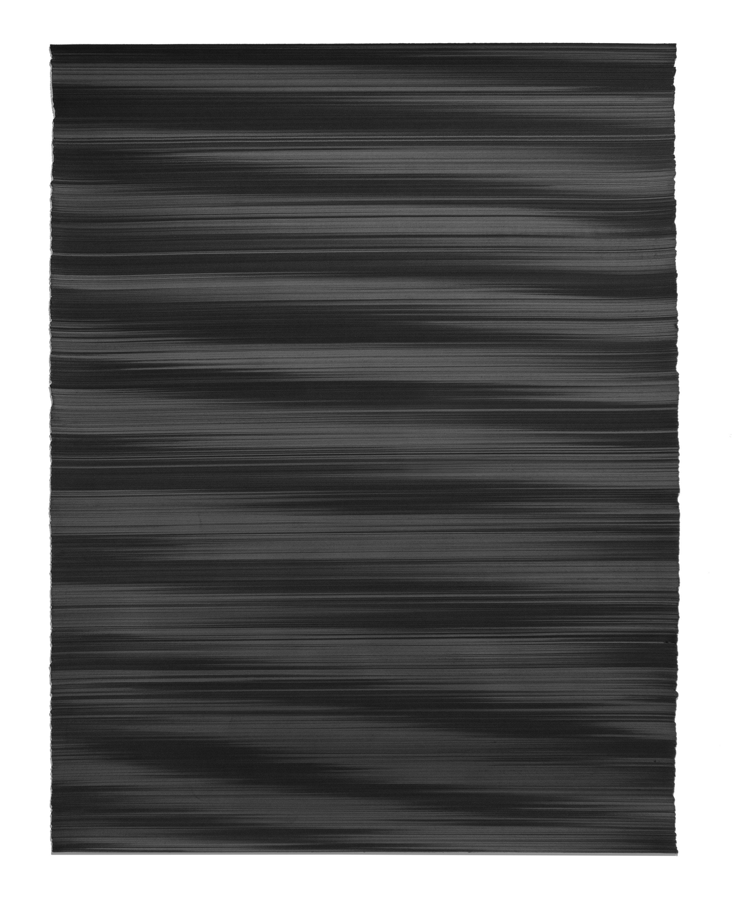 Waves in Black No. 1