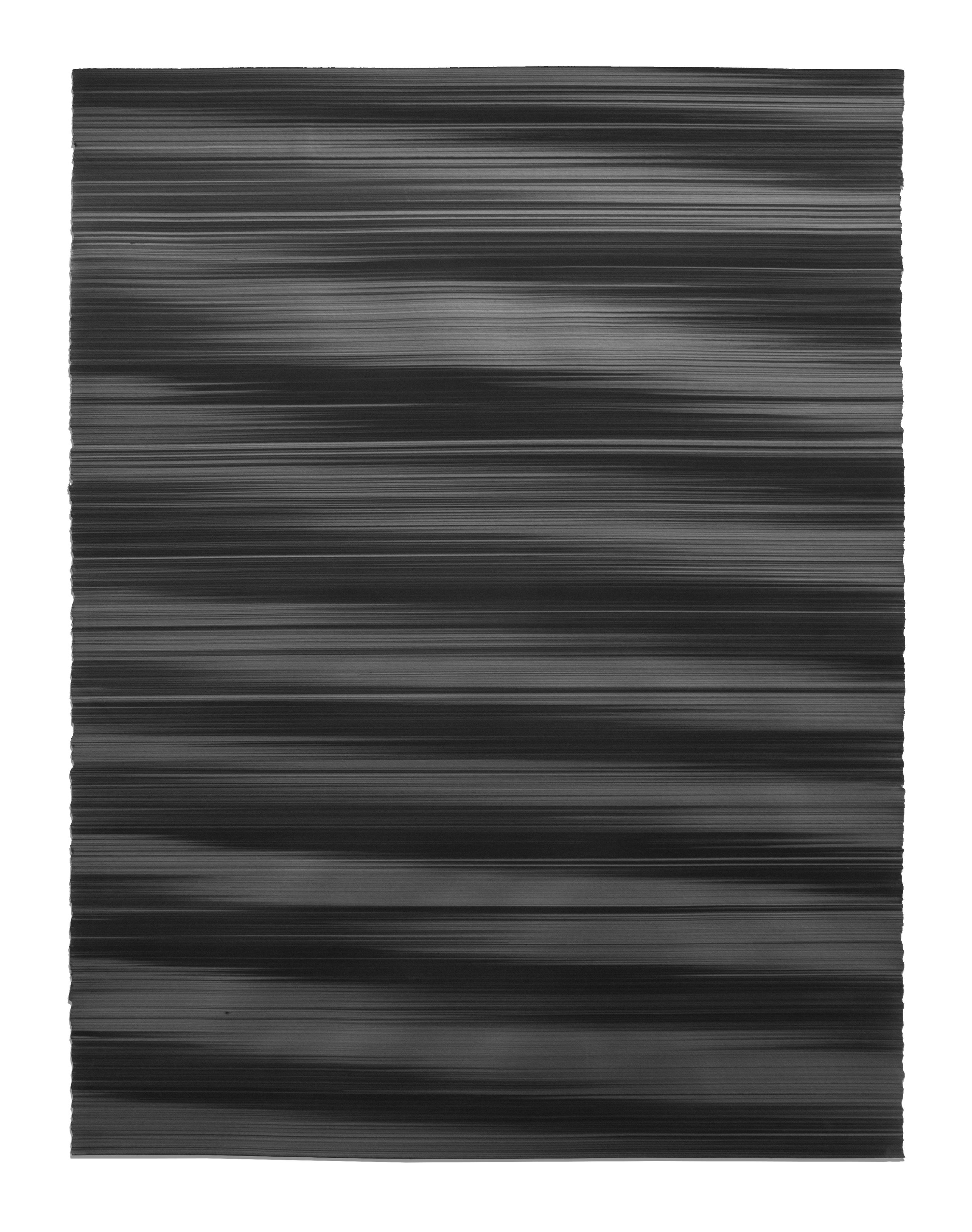 Waves in Black No. 2