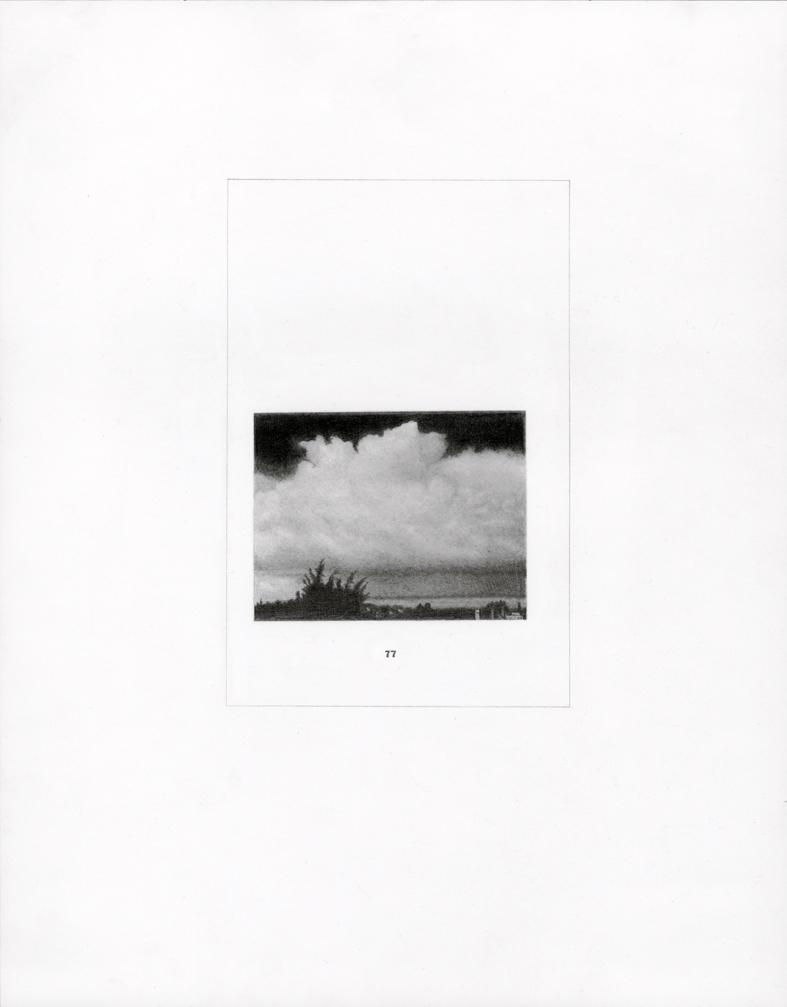 Cloudscape No. 77