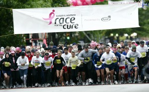 Tarrant County, Susan G. Komen, Race for the Cure