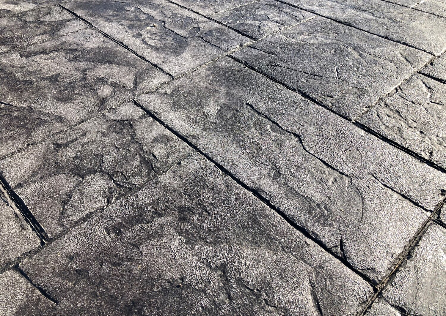 What Is The Difference Between Stamped Concrete And Stained Concrete stamped concrete — south coast decorative concrete supplies