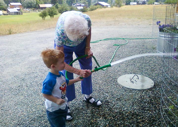Bringing young and old together strengthens our community. -